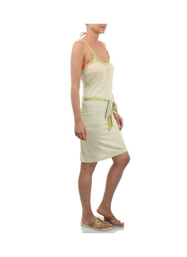 Asymmetry Elbise Yeşil